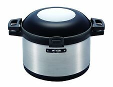 Tiger 8L Magic Thermal Cooker StainlessSteel Japan Made Save Electricity 日本虎牌真空包