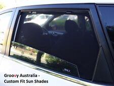 Groovy Car Sun Shades VW TIGUAN PASSAT SEDAN, 2 Pcs Rear Door Windows Mesh