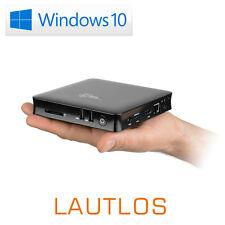 All-in-One Windows Mini PC 4K, 4GB RAM, Intel Atom X5-Z8350, 32 GB, 64-Bit, Neu