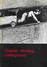 Children Working Underground by Richard Meurig Evans