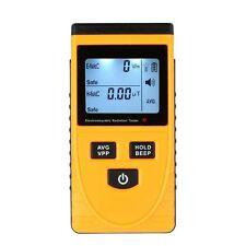 GM3120 Detector de radiacion electromagnetica digital Medidor Dosimetro D9F2