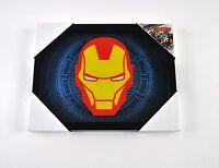 Marvel Avengers Iron Man Wall Decor Glass Art Box Picture Framed