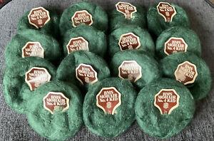 BMS Mohair No.4 Kid 90% Mohair Knitting Wool/Yarn (15x20g). Dark Emerald Green