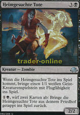 2x Heimgesuchte Tote (Haunted Dead) Eldritch Moon Magic