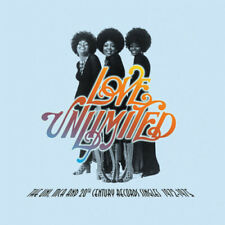 Love Unlimited Uni MCA & 20th Century Records Singles 1972-1975 Vinyl 2 LP S