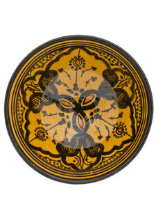 Handmade Moroccan Bowls. Excellent Quality, Traditional Patterns, Genuine Item