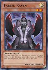 FABLED RAVEN - (SDLI-EN020) - Common - 1st Edition - Yu-Gi-Oh Realm of Light