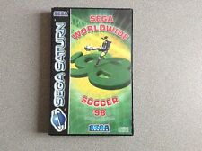 SEGA SATURN - SEGA Worldwide Soccer 98 - PAL