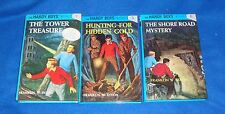 Children's Book Lot The Hardy Boys Lot of 3 Books