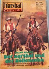 Marshal Western banda 189: el sheriff y el höllensohn de Frank Glaser Z: 2-3