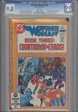 Wonder Woman #293 CGC 9.8 1982 DC All Girls Issue: Starfire, Power Girl, & More!