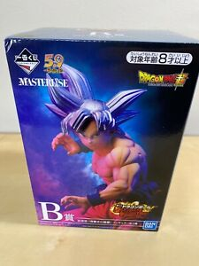Dragon Ball Super Ultra Instinct Goku Ichiban Kuji Masterlise figure