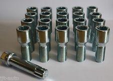 20 X M14 x 1,5 sintonizador de línea delgada de aleación Rueda Pernos Fit Audi A6 de carretera