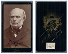 Lopez, L'homme politique Jules Grévy CDV vintage albumen, Jules Grévy, né l