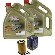 Inspección Filtro Castrol 10L Aceite 5W30 para VW Passat Alltrack 365 2.0 de Tdi