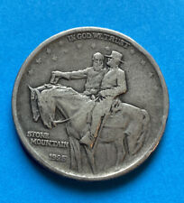 New listing 1925 Stone Mountain Memorial Commemorative Half Dollar