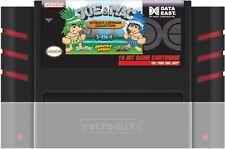 Retro-Bit Data East Joe & Mac: Ultimate Caveman Collection SNES Cartridge