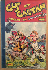 GUS ET GAETAN (Chott) - Numéro 25 - Mars 1954 - TBE