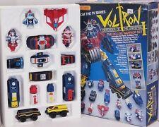 1984 Matchbox Voltron I Deluxe Warrior Set