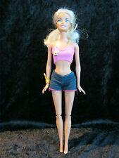 Vintage Barbie, rosa Bustier und Hot Pants, aus Sammlungsauflösung