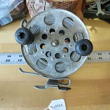 Vintage Antique Salmon Trolling fishing reel (lot#11432)