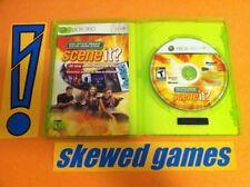 Scene it Box Office Smash - XBox 360 Microsoft COMPLETE