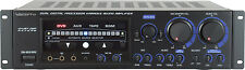 Vocopro DA-9800RV  600W Professional Digital Key Control Mixing Amplifier w/DSP