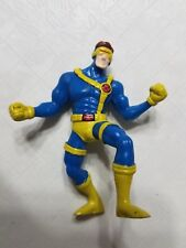 1995 Marvel X-Men Cyclops Hardees Action Figure - Rare, Good Condition