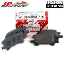 GENUINE TOYOTA LEXUS HIGHLANDER RX330/350/400h OEM REAR BRAKE PADS 04466-48060