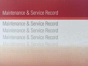 Volkswagen VW Generic Replacement Car Service History Book New Handbook Blank R