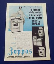 A630-Advertising Pubblicità-1960-ZOPPAS CUCINE