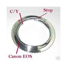Adattatore ottiche Contax - Yashica a corpo Canon EOS ID 2437