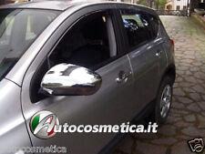 Specchi Specchietti retrovisori per Nissan Qashqai+2 dal 2007-13 cromo cromati
