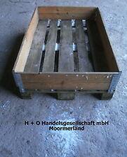 Palettenerhöhung ohne Europalette Aufsatzrahmen Holz Palettenaufsetzer  Rahmen
