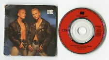 Bros 3-INCH-cd-maxi CHOCOLATE BOX Swing-, Rap- & House Remix © 1989 CBS 655332 3