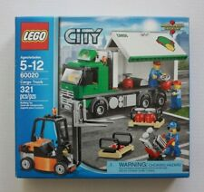 *New & Sealed* Lego City Cargo Truck 60020 (Retired)