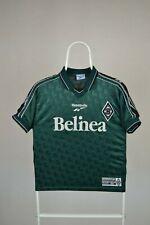 Trikot Borussia Mönchengladbach 1997/1998 Away football Shirt Vintage sz XS