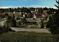 HAHNENKLEE b/ Goslar Harz Oberharz ~1960 ungelaufen Häuser Siedlung Bockswiese