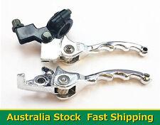22mm FOLDING BRAKE CLUTCH FINGERS LEVER 125/140/150cc Pit Dirt bike ATV Atomik