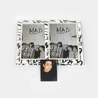 [GOT7]4th mini album-Mad/If you do/Vertical version/JINYOUNG Photocard