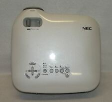 NEC VT470 LCD Projector Home Theater Computer 2000 Lumens 488 lamp Hours