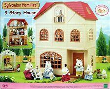 New Sylvanian Families – Three Story House - 2745.