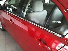 2005-2012 BMW 3 Series E90 Saloon Cromo Alféizar Marco Embellecedor de acero 4 un. de Windows