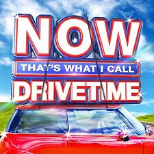 NOW THAT'S WHAT I CALL DRIVETIME 3CD ALBUM SET (Released September 16th 2016)