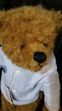"""Anne Cranshaw designed 20"""" Mohair Bear by e willoughby bear company"""