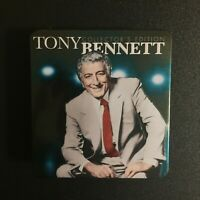 Tony Bennett Original Collectors Edition Music Tin Crooners 3 CD boxed Set 2007