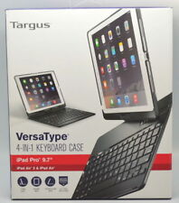 "Targus VersaType 4-in-1 Keyboard Case iPad Air / 2 & iPad Pro 9.7"" - NEW"
