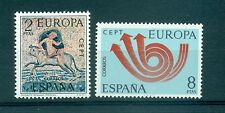 EUROPA CEPT - SPAIN 1973 Posthorn