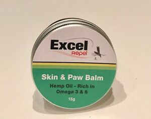 Skin and Paw Balm For Dogs - Dry Skin - Itchy Skin - Sensitive Paws - Lick-Safe