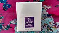 Body Shop White Musk Perfume Oil 20 ml
